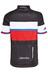 Bikester Basic Team Jersey Kids black/red